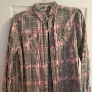 Boys Arizona flannel, size XL 18/20